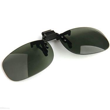 0e9ccafa68f6a Clip On De Sobrepor Óculos De Grau - Proteção Uv400 -ref 43 - R  99 ...