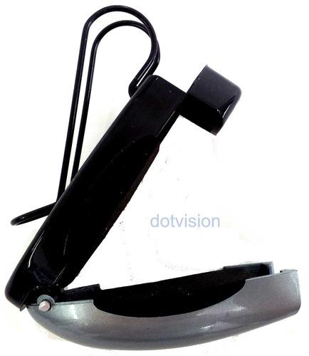 clip porta anteojo para auto - súper práctico y cómodo