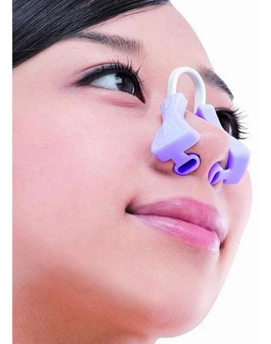 clip respingador nariz corrector permanente estiliza + envío