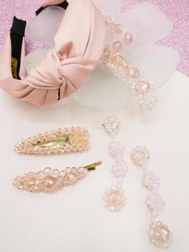 clip shine rosa las pepas