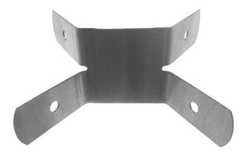 clip unión varilla para sistema f47 cielorraso knauf