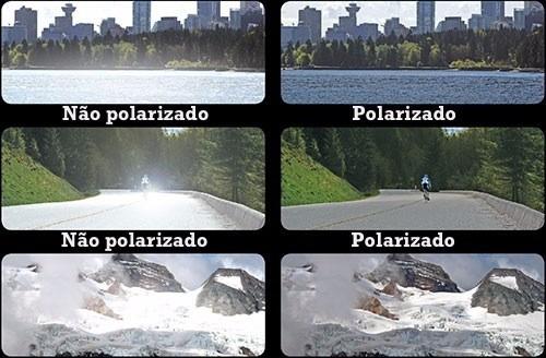 ede07cef4 Clipe Para Oculos De Grau Lentes Polarizadas Pesca Esportes - R$ 64 ...