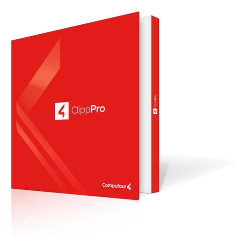 clipp pro - original compufour - atualização licença anual