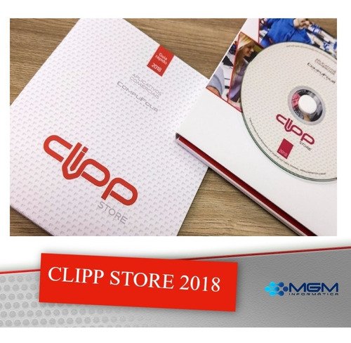 clipp store 2018, compufour versão full