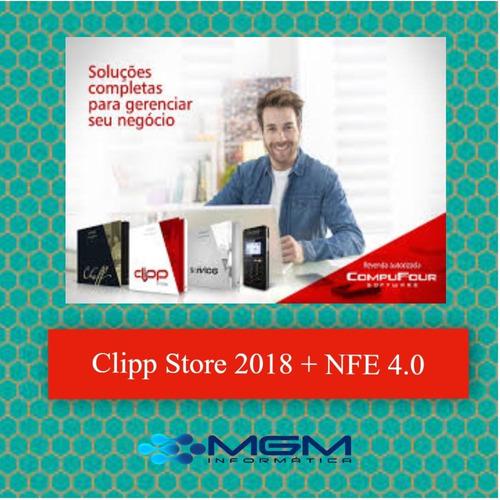 clipp store 2018 versão full