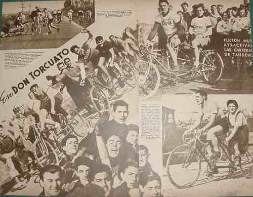 clipping ciclismo carrera bicicletas tandems don torcuato 2p