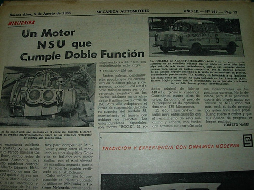 clipping mecanica autos 1 pg minijunior funcion motor nsu