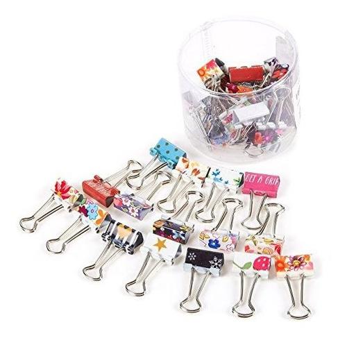 clips de carpeta de colores pinzas de papel clips de carpeta