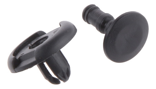 clips de retención 50pcs guardabarros guardasalpicaduras