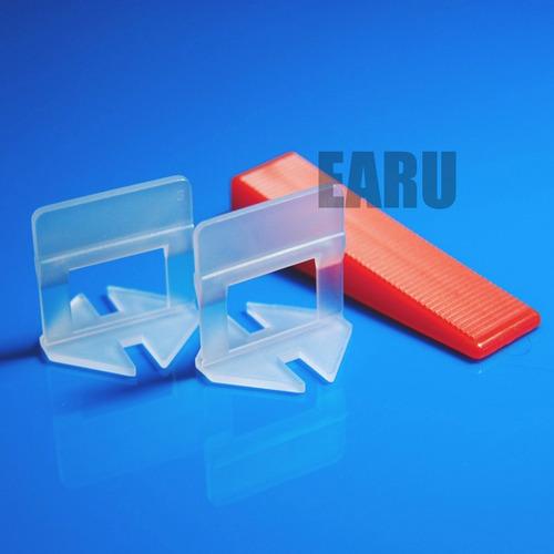 clips nivelador para porcelanato y ceramicas 1mm/ oferta