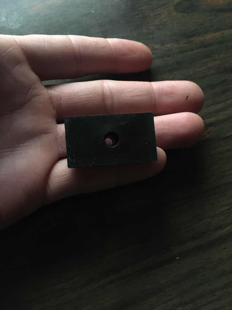 clips para madera wpc en polietileno