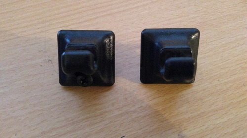 clips viseras cubre sol ford mustang 1994-2004