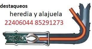 cloacas tuberías destaqueo85291273