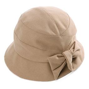 comprar online Super descuento Precio reducido Cloche Hat Para Mujer Winter Hat Warm Ladies Años 20 Derby