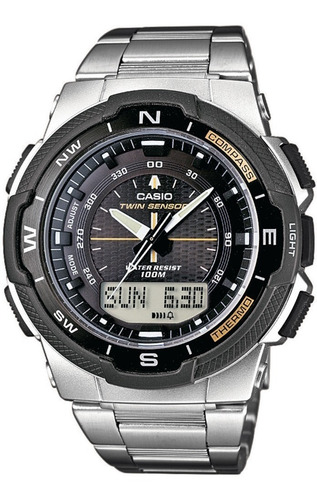 clocklovers- relógio casio sgw-500hd-1bvdr