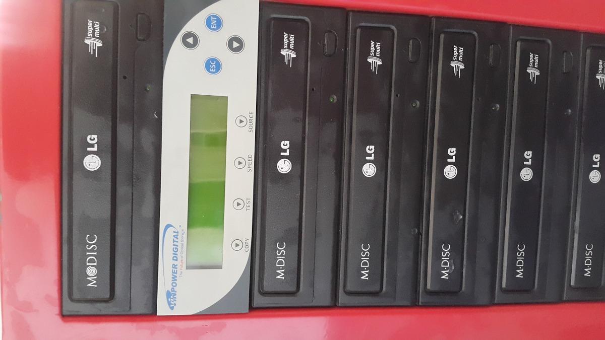 clonador de cd