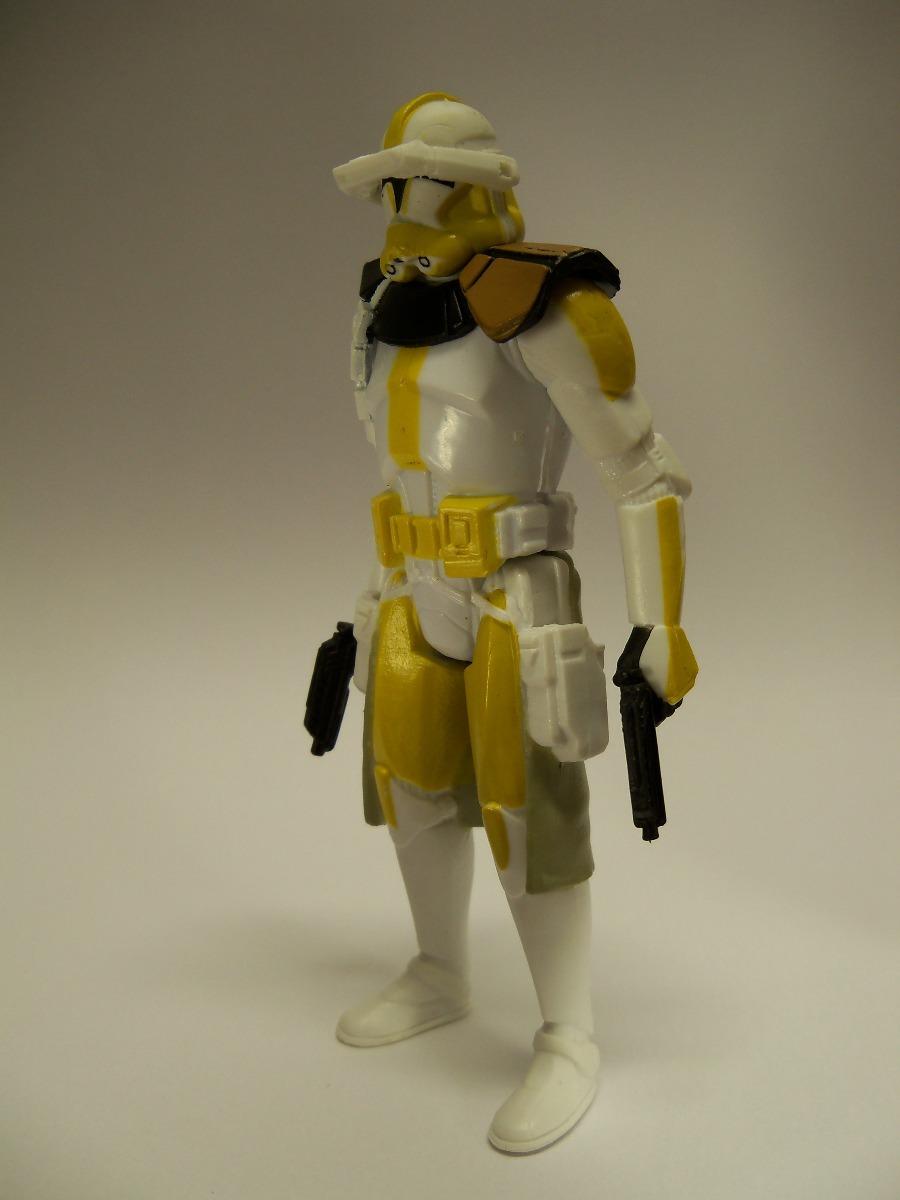 Clone Commander Bly Star Wars Revenge Of The Sith Felucia R 199 00 Em Mercado Livre