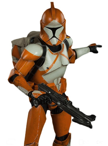 clone trooper bomb squad - star wars - sideshow collectibles