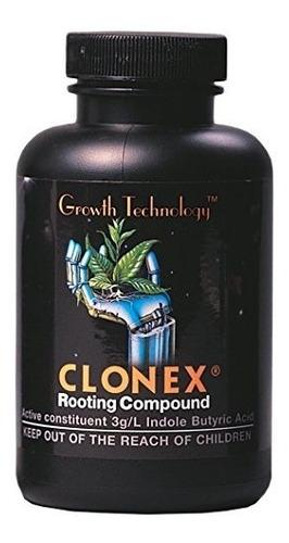 clonex gel, 100 ml de enraizamiento- envío gratis