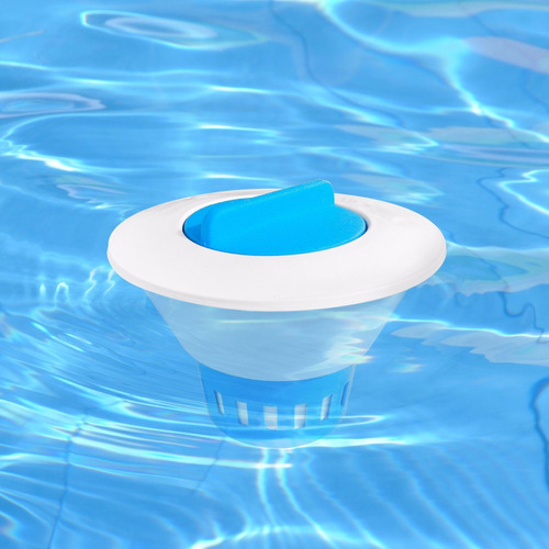 clorador flutuante piscina
