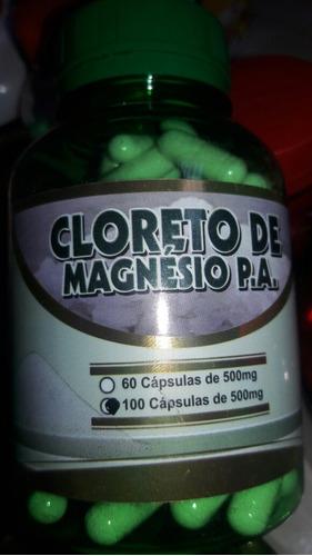 cloreto de magnesio original