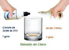 clorito de sodio al 80% polvo original ingrediente mms 100gr