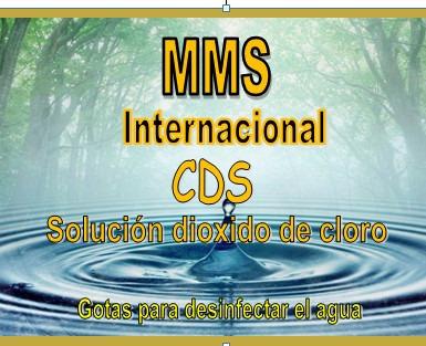 clorito de sodio mms cds dioxido de cloro activado