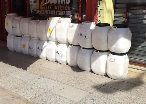 cloro granulado lento cuñete 50 kg