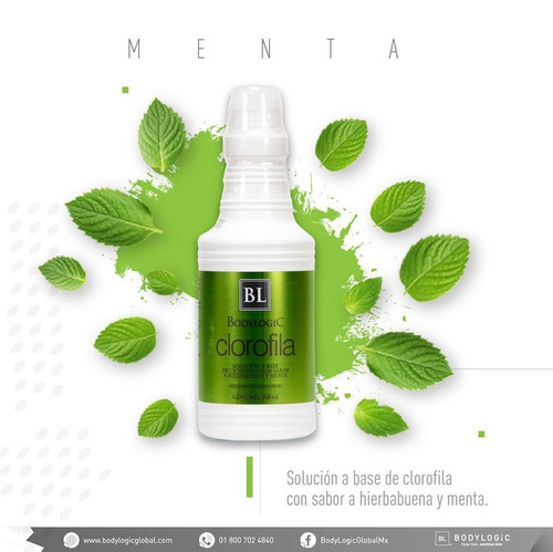 clorofila bodylogic desintoxica purifica be green peru lima