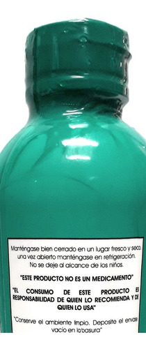 clorofila liquida con matcha  vidanat 500 ml envio full