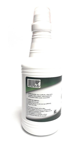 clorofila liquida natural health 750 ml (2 pz) envio full