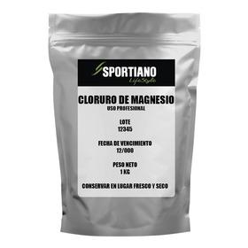 Cloruro De Magnesio Puro De Israel 1 Kilo