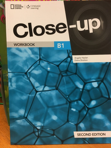 close up b1 - second edition - workbook - cengage learning