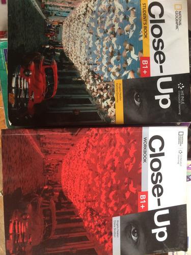 close-up b1+ students book+ workbook