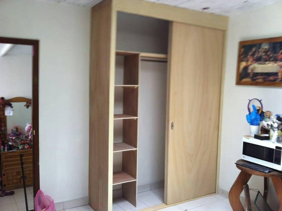 Closest puertas cocinas integrales 3 en for Closets df precios