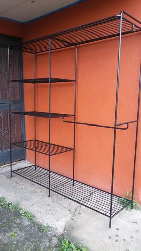 closet 1 torre y doble percha