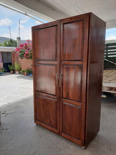 closet 100% madera