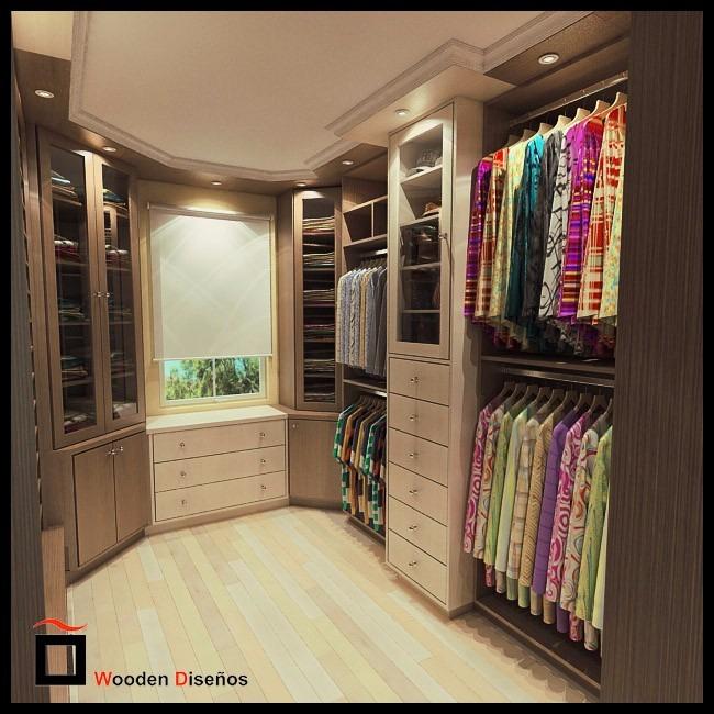Closet a medida en mercado libre for Cotizacion de closets