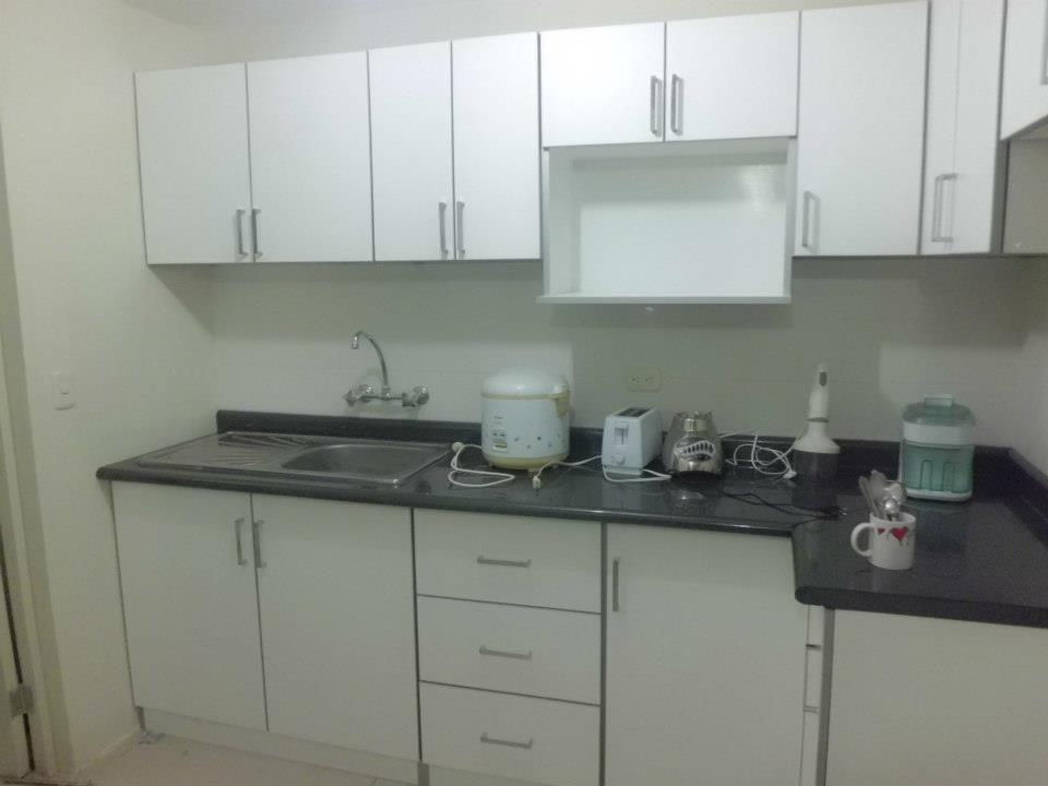 Cocinas con muebles empotrados for Cocinas y closets