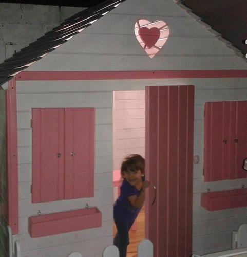 closet con pizarra tipo casita madera armario escaparate
