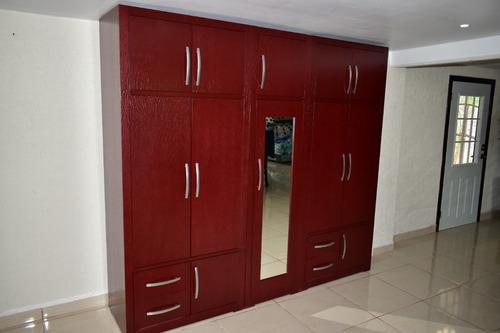 closet de 3 piezas con espejo