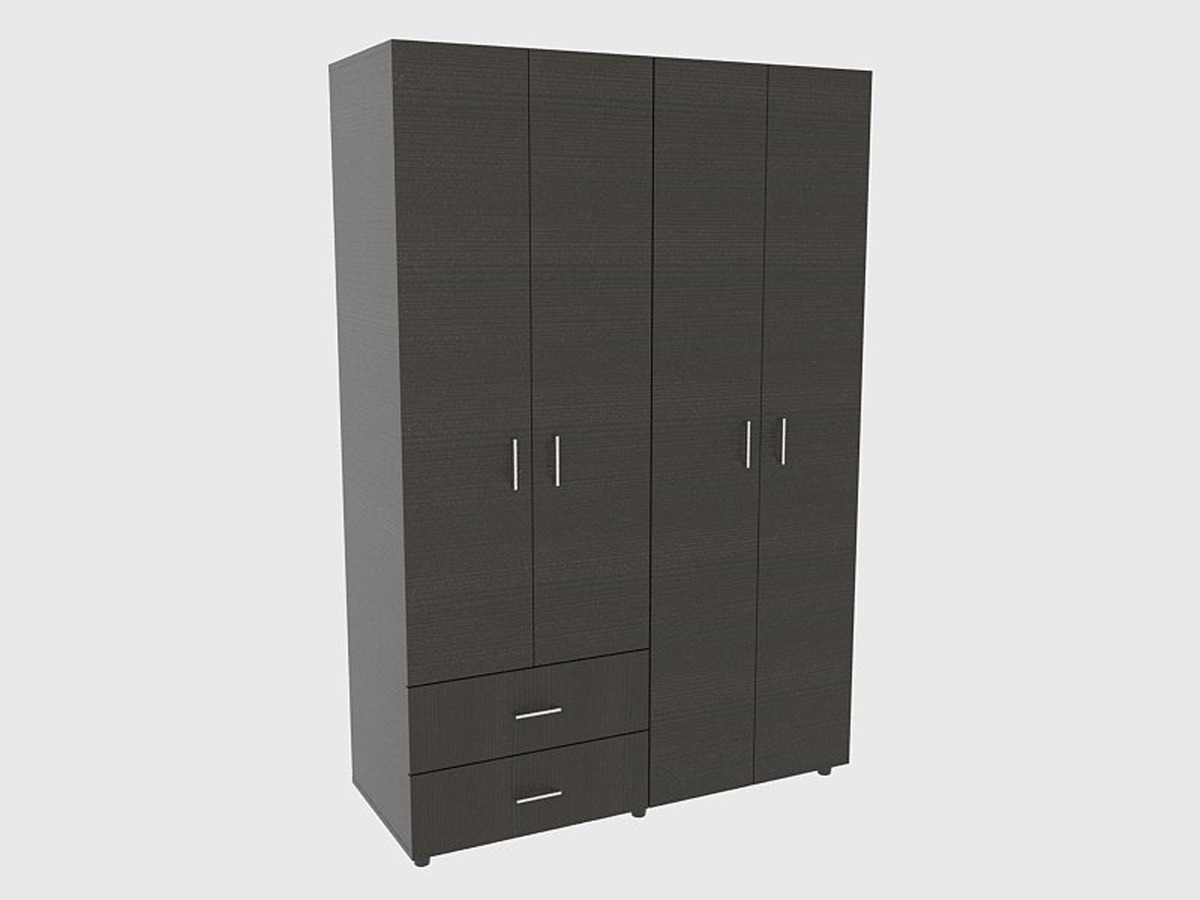 Closet de madera ankora 3 en mercado libre for Buscar closet madera