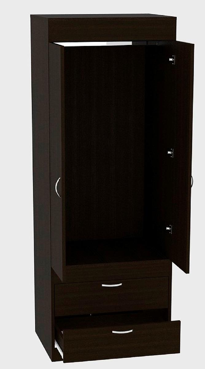 Closet de madera lisboa 2 en mercado libre for Cuanto cuesta un closet de madera en mexico