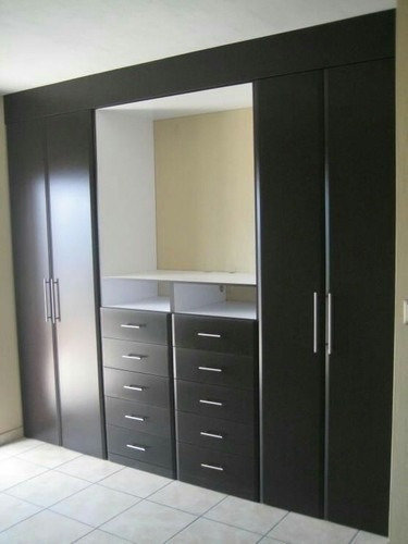 Closet de melamine a1 modernos dise o personalizado for El shopping del mueble catalogo