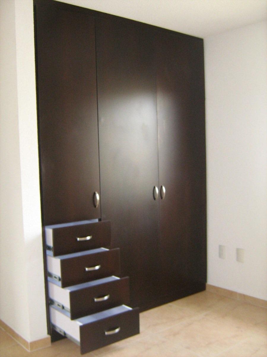 Closet economicos 1 en mercado libre for Closet de madera modernos pequenos