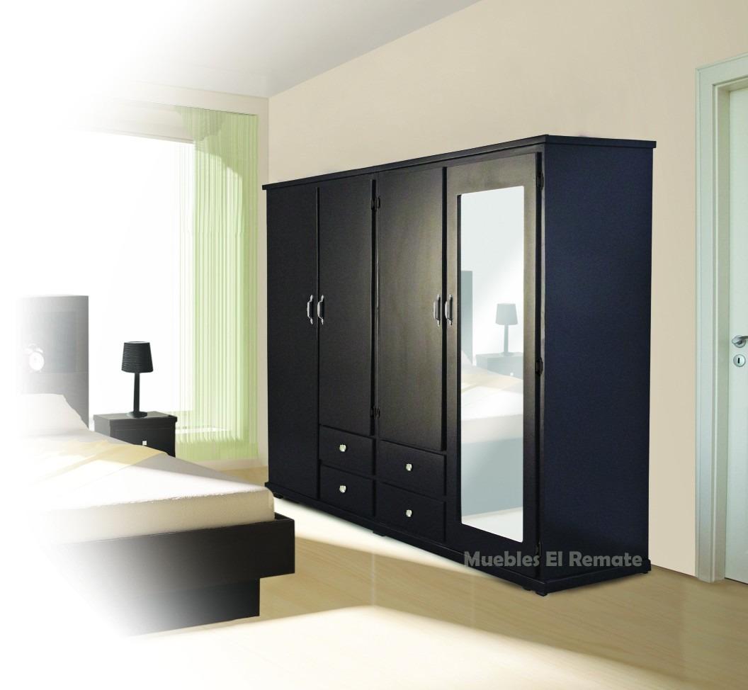 Closet modelo exterminador de 188cms x 222cms en monterrey for Closet de madera monterrey