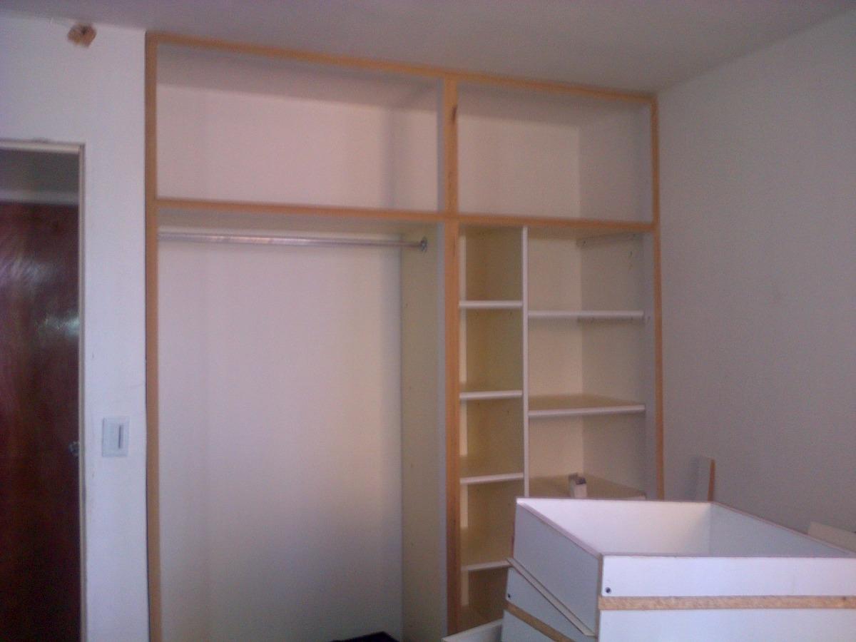 Closet moderno bs en mercado libre for Como hacer un closet moderno