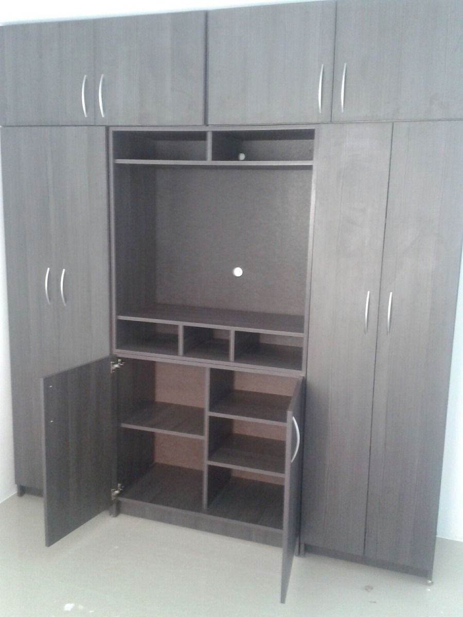 Closet Moderno Modular Escaparates  Bs 799900,00 en Mercado Libre