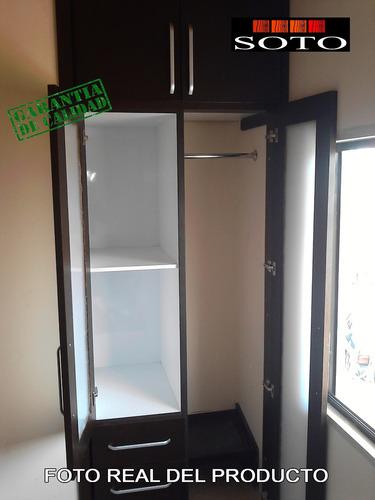 closet modernos, minimalistas al mejor precio del mercado