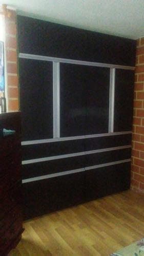 closet modular moderno fabricados a medida. diseño 3d.